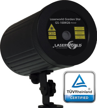 Laserworld GS-100RGB move