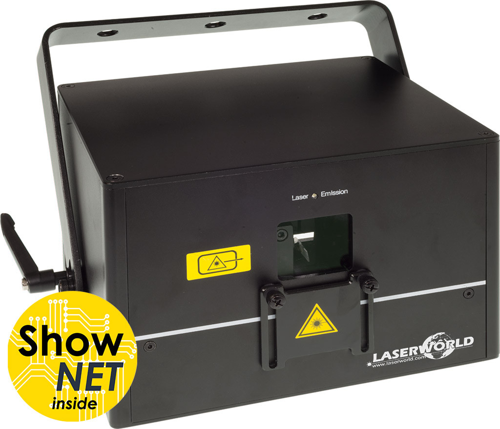 Laserworld DS-3000RGB (ShowNET)