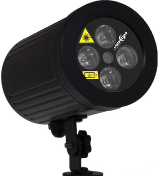 120 x GARDEN STAR LED - Laserworld GS-80RG LED - Volume Special Deal