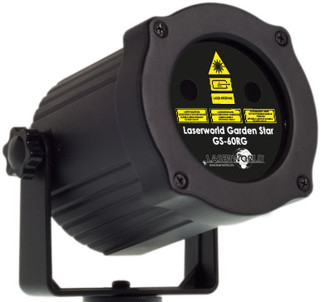 GARDEN STAR MINI - Laserworld GS-60RG
