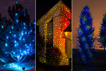 Laserworld Garden Star
